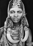 Tryptique Africa 1/3 by PortraitLc
