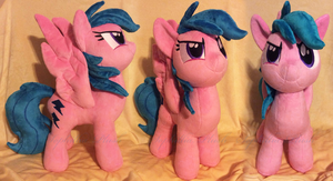 Firefly Plush by Sophillia