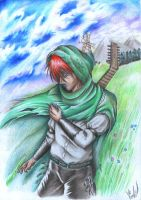 Kvothe by Angel6fdeath