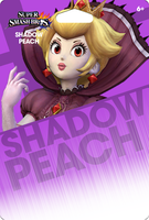 Shadow Peach Amiibo Box by SonicPal