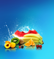 Fresh Fruits by Eres-Graph