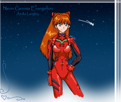 Asuka Langley by DrazX