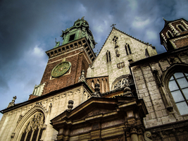 Wawel Cathedral by Fredegund
