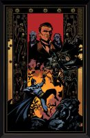 Batman Gates of Gotham cover 4 by TrevorMc112