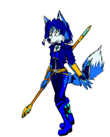 Krystal Picture Thing -- COMPLETE by AvaikaofStarfox
