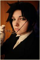 Claude Faustus test by JonneCat