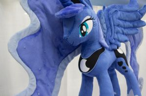 Princess Luna Plush by EquestriaPlush