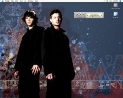 My Desktop - Supernatural by jackieocean
