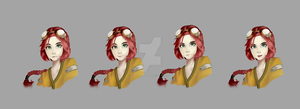 Pandora Faces by PartyLlamaGames