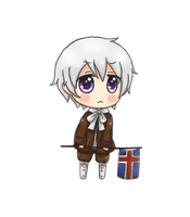 Brother Iceland by Capri-of-the-North