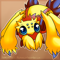 Favorite Electric Type by PhantomCat