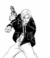 Leon S. Kennedy by knight-alui