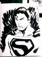 Supes sketch by GIO2286
