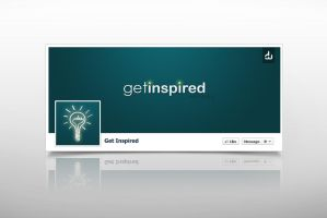 Get Inspired Facebook Cover and Profile Picture by daWIIZ