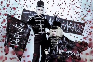 The Black Parade by Maho-Urei