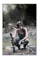 Lara Croft - Tomb Raider : Truth and Myths by emptyfilmroll