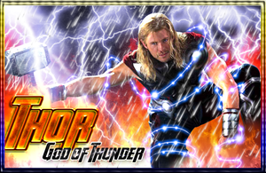 God Of Thunder by AgentLaufeyson