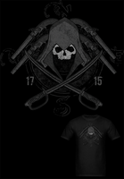 AC4 Pirate's Creed T Shirt by Enlightenup23