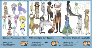 Commission Information by Stephys-Adoptables