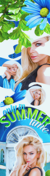 Summer Bookmark by new-americana