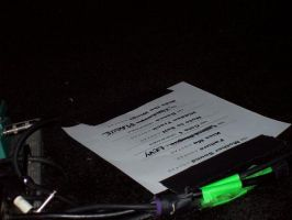From First to Last Set List by beckyCHOKE
