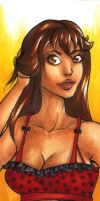 Bookmark 9: Laura by Forunth