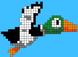 Pixel Duck Hunt by 8-BitPower