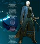 I Dedicate This To Vergil :) .......(save the day) by MaryLander97
