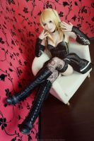 Death Note: Amane Misa by AmaneMiss