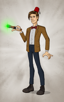 The Doctor by payno0