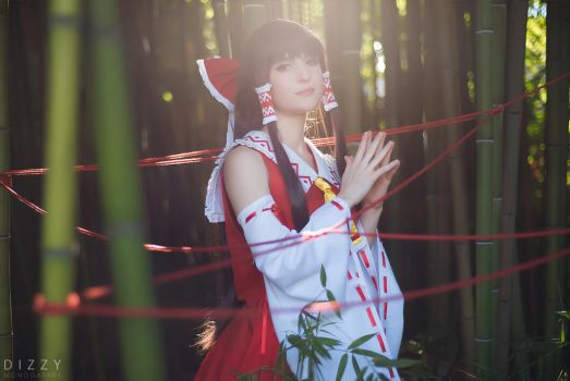 Touhou Project: Mystic Oriental Love Consultation by JuriaScarlet