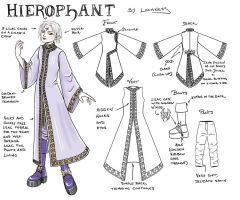 Hierophant by 4702