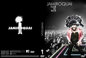 Jamiroquai DVD Cover by MAEDesign