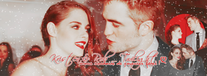 Kristen et Rob Twilight by N0xentra