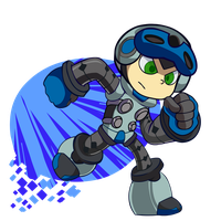 Mighty No. 9 by Coonstito
