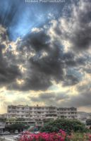 Syrian Skies by Hosam93