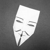Guy Fawkes Mask by manilafolder