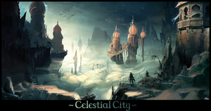 - Celestial City - by pulse36