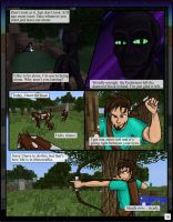 Minecraft: The Awakening Pg10 by TomBoy-Comics