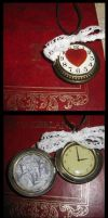 Tart Time Necklace by SpaceCadetAmy