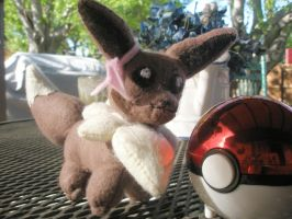 Eevee Plush by Vulpes-Canis