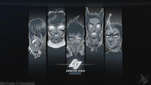 CLG Toon Wallpaper by MaTTcomGO