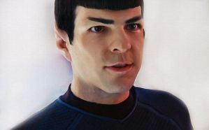 Spock - The New Generation by AlienFodder