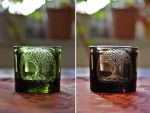 Yggdrasil candle light holders by rtry