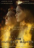 Tributes on fire poster by Soph-LW