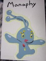 Manaphy Painting by Scott04069418