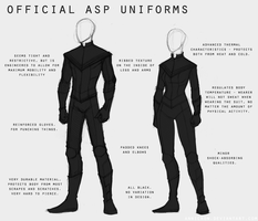 Official ASP Uniform ref by annicron
