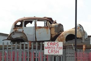Cars for Cash by tammyins