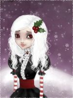 a late xmas pic ._. by Sibylle