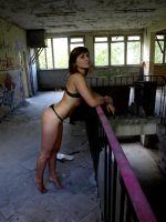 beauty in vacated rooms.. by HeretyczkaA